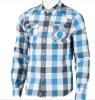 man casual woven shirt