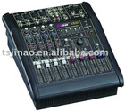 power mixer console