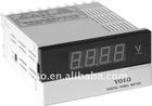 DP3-SVA Series digital frequency meter in industrial field