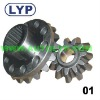 Heavy-duty Truck Half Axle Gear For Howo Model NO.99012320032