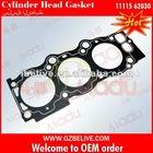 Diesel engine cylinder head gasket for Toyota Camry 2VZ(R) 11115-62030