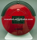 Ultrathin Design LED Touch Screen Remote control Robot Vacuum Cleaner