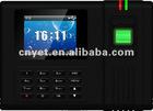 2.8 inch TFT Color Screen USB Biometric Fingerprint Time Recorder YET-UC50