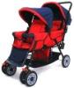 Twin Stroller BS602