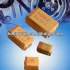 New Original TAJV107K025RNJ 25V 100uF tantalum electrolytic capacitor
