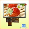5.0 Inch high resolution 800*480 TFT LCD display
