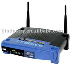 Linksys WRT54GS Wireless-G Broadband Router with SpeedBooster
