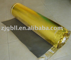 eva foam with gold film