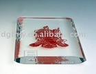 acrylic embedment(chinese paper cutting)