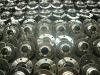 Flange for the valves 304/316L
