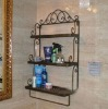 storage rack,bathroom rack,wire rack