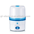 Home care baby product Baby Milk bottle sterilizer GLX-2