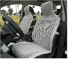 New design summer polyester yarn car seat cushion