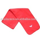 High quality pola fleece scarf