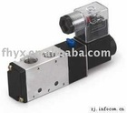 Electric Solenoid Valve 4V210-06 BSP1/8'' DC24V 5 Way 2 Position 0.15~0.8Mpa