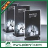 Acrylic Littarature display