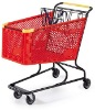 180 Litre Plastic Shopping Cart