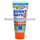 whitening sunscreen lotion