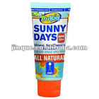 whitening sunscreen lotion