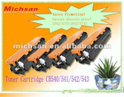 Sales Promotion! Color Toner Cartridge CB540/541/542/543