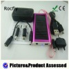 Hot!colorful solar mobile charger