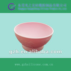 Selling cute silicon bowl