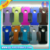 Chrome aluminum metal bling bling case for iphone 5