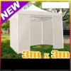 3x3 m Folding Outdoor Gazebo Marquee Tent Canopy Whit