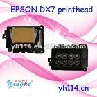 Printhead of EPSON DX7, DX7 printhead, DX7 printhead for Roland printer