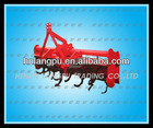 langpu rotary cultivator with force balanced and good rigidness