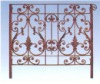 WH-023B 2012 Ornamental Wrought Iron Garden Fence