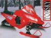 Snow Scooter / Snow Mobile / Snow Motorcycle S175