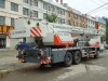 Used Zoomlion 25Ton Truck Crane QY25V5 with great lifting weight ,and low price