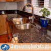 Hotsale granite countertop, tan brown granite countertop