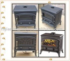 Cast Iron Multi-fuel Stove