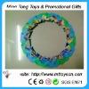 Plastic flexible frisbee