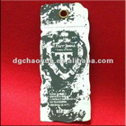 High density printed silver colover paper hang tag