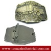 decorative antique belt buckles with American trucker