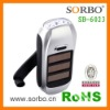 led emergency light and torch