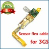 Sensor flex cable with metal clasp for iPhone 3GS/3G
