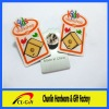 2012 the most special epoxy dadges/lapel pin for Kids workshop souvenior