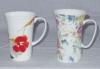 16OZ bone china decal mug