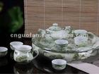 stylish fine bone china tea set