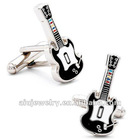 fashion guitar cuff links