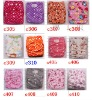 Hot sale PUL waterproof minky printed baby cloth diapers/nappies(100 designes available)