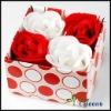 Rosy wedding soap FZ