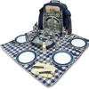 Promotional picnic bag set for 4 person