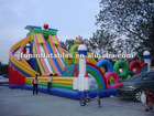 inflatable gaint combo,gaint bouncy castle