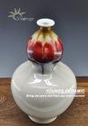 Artisitc Color pigment porcelain Vase