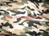 100%Cotton Military Snow Camouflage Fabric